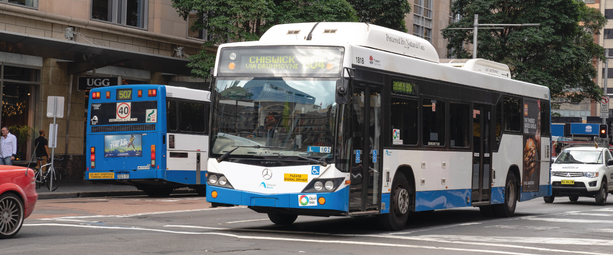 How to become a bus driver in NSW